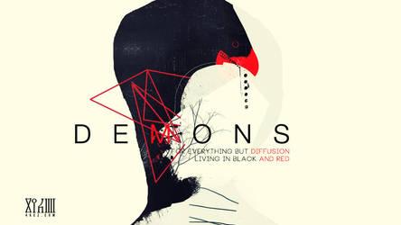 Demons by Kianzoo
