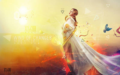 Wind of changes by Kianzoo