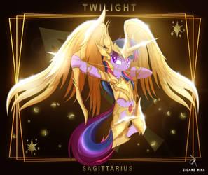 Sagittarius Twilight - Goddess Cloth Rebirth by ZidaneMina