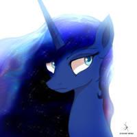 Luna Pony Quickie by ZidaneMina