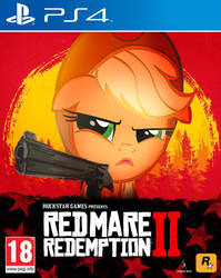 Rockstar Games Presents - Red Mare Redemption 2 by ZidaneMina