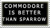 Commodore is better. by Alice91
