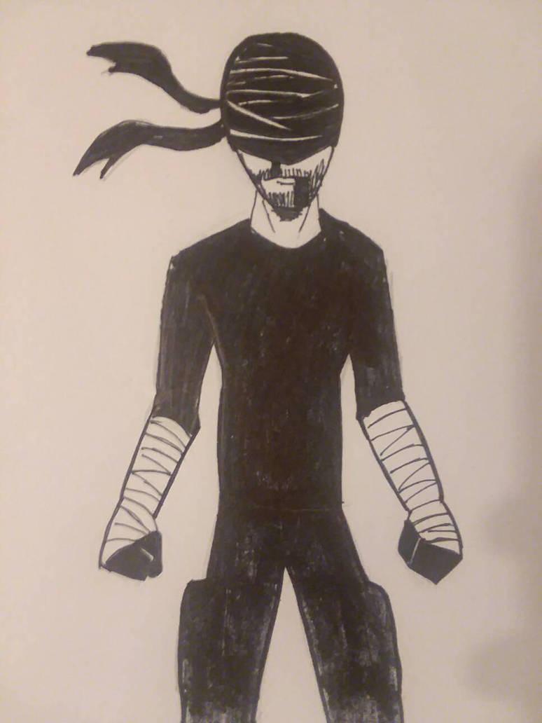 Daredevil  by christheZfighter