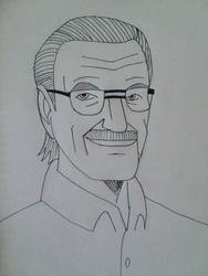 Stan Lee by christheZfighter