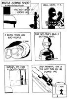 Mafia Comic Shop pg 1 by whoatheresara