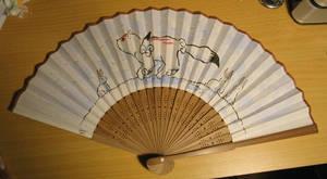 Okamiden fan - Winter by whoatheresara