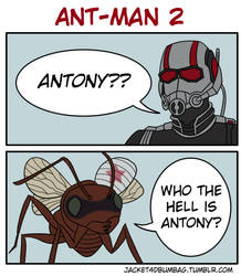 Ant-Man 2? by jHYtse