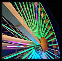 Ferris Wheel by 321newbie123
