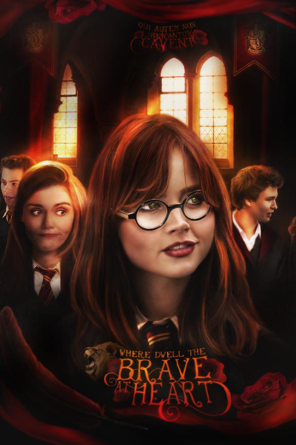 Gryffindor House AU by bxromance