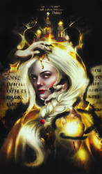 Alina Starkov | Grishaverse by bxromance