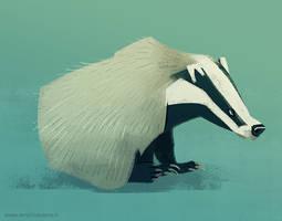 badger by iktis