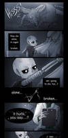Aches and Pains (Undertale Comic) by Tyl95