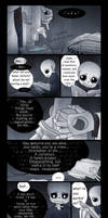 Soul Searching (Undertale Comic) by Tyl95