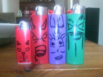 lighter friends side 2 by m4xp0w3r