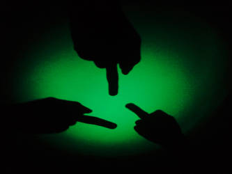 magic green finger circle by m4xp0w3r