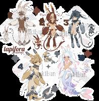 [lapifora] bon auction [closed!] by yukibuns