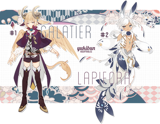 [lapifora custom] auction [closed!] by yukibuns