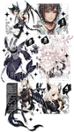 [mixed batch] auction + OTA! [closed] by yukibuns
