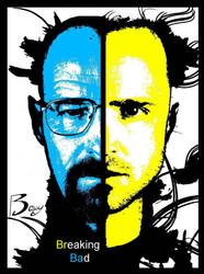 Breaking Bad 3.0 by Baxy77