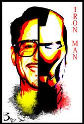 Iron Man by Baxy77