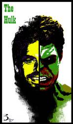 The Hulk by Baxy77