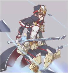 Inquisitor Morag by lyiol