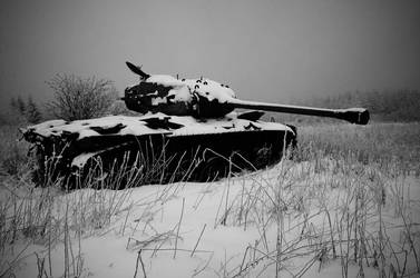 Battle Tank by R3ds0Ld13r