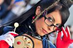 My cosplay Bayonetta by Michela1987