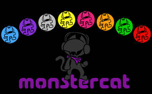 Monstercat Media: Pick Your Flavor wallpaper by RUROKENROX