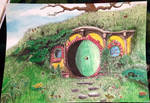 Hobbit House by Dundee