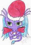 chibi Christmas by Dragea