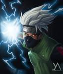 Fan art -  Kakashi hatake by yashartz
