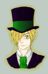 Edward Hyde after haircut by the20thcenturykid