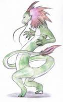 Chinese Dragon Twirl by LadyOfTheDragons