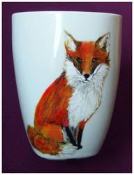 The fox by Xantosia