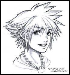 Sora by superspacemonkey