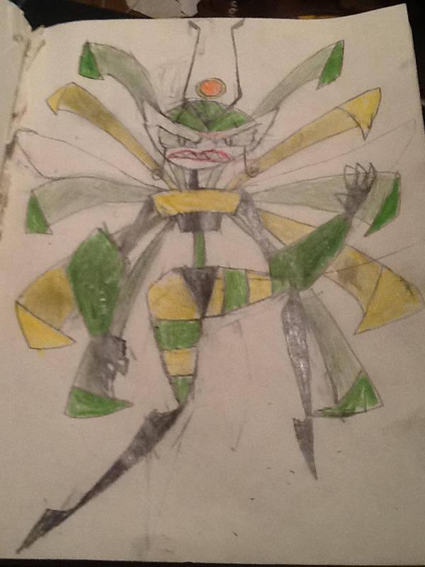 Queen Vexus' fury by Fazscare87