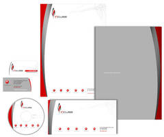 INcube Stationery -By system-s by Arabdesign