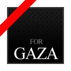 For Gaza by Arabdesign
