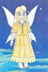 Floria's nightdress by Animedalek1