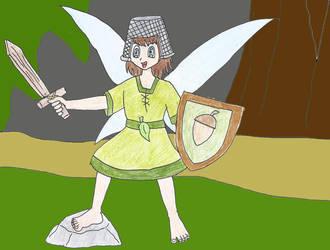 Twigsnap plays knights by Animedalek1