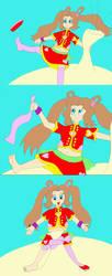 A helping stocking by Animedalek1