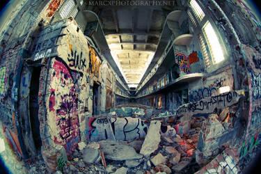 A long Gallery by djwedo