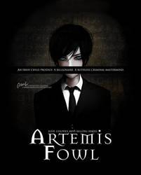 Artemis Fowl by germanmissiles