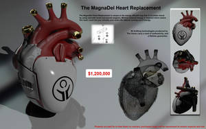 The MagnaDel Heart Replacement by LandoComando