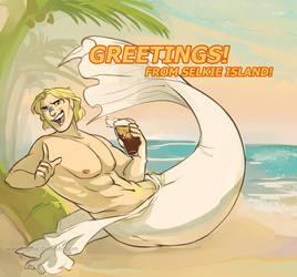 GREETINGS! by wanlingnic
