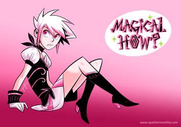 Magical How GABE by eyugho
