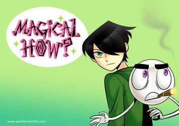 Magical How BOOKER HAL by eyugho