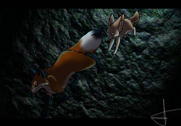 The Cave Of Secrets by Jindovi