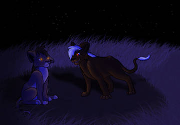 Midnight Taunting by Jindovi